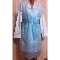 Халат одноразовый кимоно (спанбонд) 5 шт  упаковке