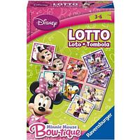 Настольная игра Мини Маус Лото (Minnie Mouse Lotto)