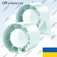 Осевой канальный вентилятор ВЕНТС ВКО1/ВКО1к 100,125,150