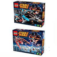 Конструктор 88012-19 Star Wars (Звездные воины) 2 вида (344дет, 373дет)