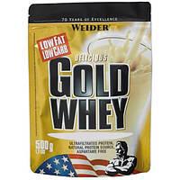 Weider Протеин Weider Gold Whey, 500 г (манго-маракуйя)