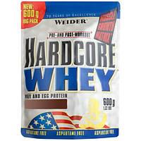 Weider Протеин Weider Hardcore Whey, 600 г (ваниль)
