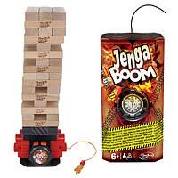 Настольная игра Дженга Бум (Jenga Boom) Игра для вечеринок