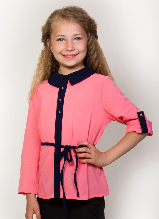 Детские Блузки Для Девочек С Доставкой