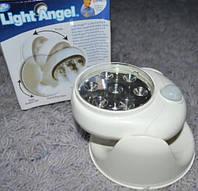 LED лампа Light Angel Фонарь с датчиком движения