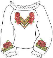 Заготовки для детской вышиванки крестом для девочки 6-12 лет
