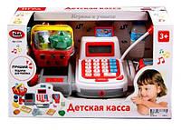 Кассовый аппарат детский игровой набор