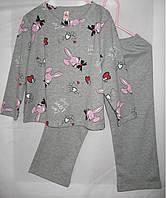 Пижама на девочку Заинька (4-8 лет)