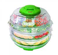 Сушка для продуктов SATURN ST-FP0112 салатово-прозрачная