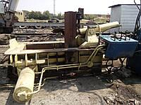 Пресс для металлолома Y81F-100