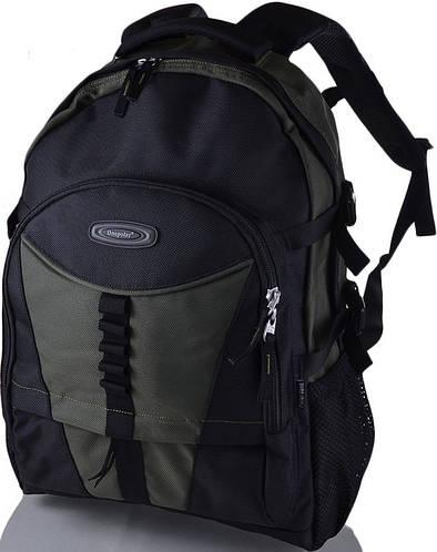 """Городской удобный рюкзак c отделением для ноутбука 15,4"""" Onepolar (Ванполар) W939-green зелёный"""