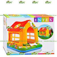 Надувной детский игровой центр Intex, 57429  Любимый щенок