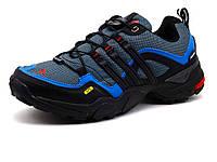 Кроссовки мужские Adidas Terrex, текстильные (копия), фото 1