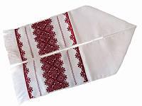 Рушник с вышивкой Цветок счастья малый (Рушники с вышивкой)