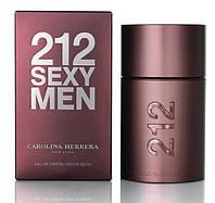 CAROLINA HERRERA 212 SEXY MEN EDT 30 мл мужская туалетная вода