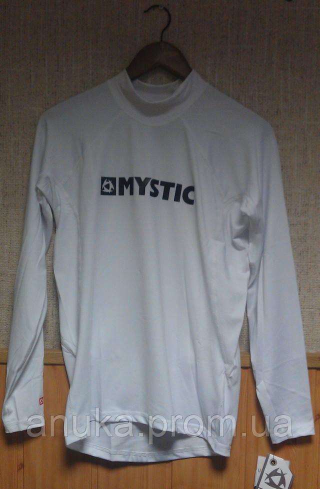 Лайкра Mystic Star Rashvest L/S White 2014 (Мужская) купить Anuka
