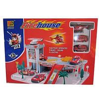 Игровой набор Пожарная станция 5513-97