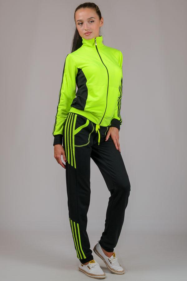 Яркий спортивный костюм женский доставка