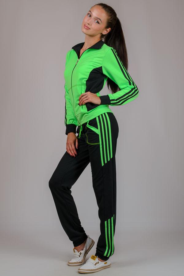 Трикотажный спортивный костюм женский купить доставка