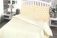 Летнее постельное белье пике  Perlay Krem
