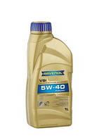 Моторное масло дизельное синтетика RAVENOL (равенол)5W-40 VDL 1л.