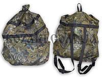 Мешок-рюкзак для муляжей (на 18-20 чучел), СЕТКА