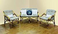 """Кресло для отдыха  """"КО №1""""* ротанг"""