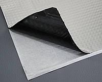 Виброизоляция Вибропласт UA  Ф-2.0, 700x500 мм, материалы для вибро и шумоизоляции автомобиля