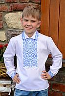 """Сорочка вишиванка для хлопчика на кнопках """"Князь-1"""""""