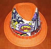Оригинальная детская шляпа челентанка