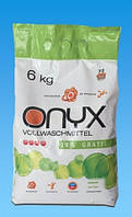 Универсальный стиральный порошок Onyx 6 кг, 72 стирки
