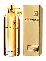 Лицензия Голландия 100% копия Оригинала Парфюмированная вода Montale Amber & Spices