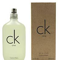 Тестер Calvin Klein CK One edt 100 ml m Лицензия Голландия 100% копия Оригинала