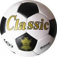 Мяч футбольный FB-0045 кожа