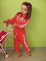 Детский спортивный костюм Adidas, на 1-4 года