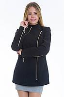 Пальто №5 черный