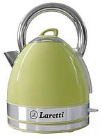 Электрочайник LARETTI LR7510 Olive