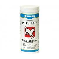 Витамины для котов и кошек 723300 Petvital GAG глюкозамин с экстрактом мидий для суставов 90 таблеток