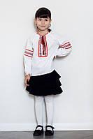"""Сорочка детская """"вышиванка"""" с длинным рукавом с 1-го по 5-й класс"""