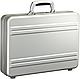Кейс алюминиевый, лимитированной серии Slimline Zero Halliburton CS4-LSI серебристый, фото 3