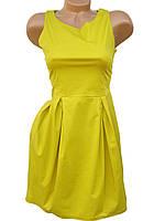 Короткие летние платья (в расцветках 40-44)