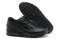 Кроссовки Nike Air Max 90 VT Tweed черный/кожа - 1390