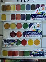 """Акварельные краски """"Луч"""" 24 цвета"""