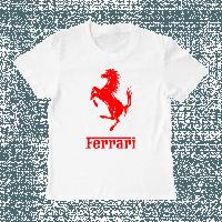 """Футболка """"Ferrari"""""""