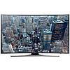 Телевизор Samsung UE48JU6500 (1100Гц, Ultra HD 4K, Smart, Wi-Fi, ДУ Touch Control, DVB-T2, изогнутый экран)