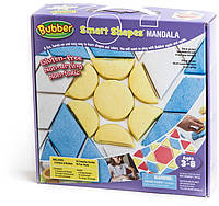 Набор для лепки Mandala 4 цвета+формочки
