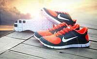 Спортивные кроссовки Nike Free Run 4.0 V3 (фри ран)