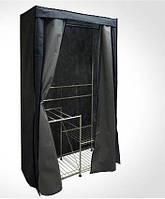 Шкаф складной с металлическими полками № 91
