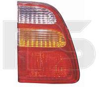 Фонарь задний для Toyota Land Cruiser 100 '98-04 левый (DEPO) внутренний