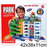 Паркинг 6 этажей 922-RU Китай